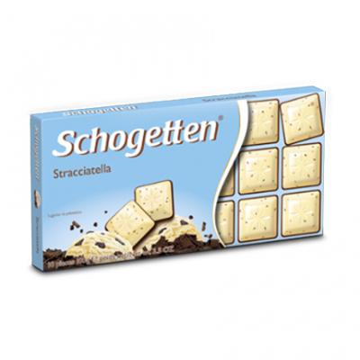 Шоколад Шогетен 100г Страчиателла