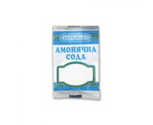Амонячна сода Радиком 10г