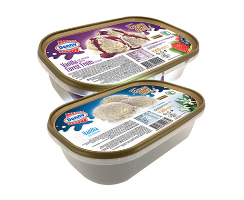 Сладолед Дени 1350мл Различни видове