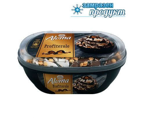 Сладолед Алома 900мл Профитерол