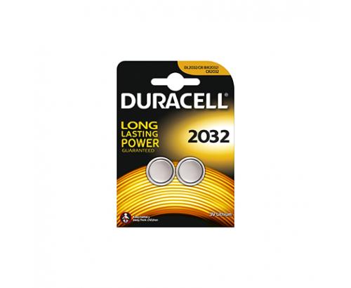 Батерии Дюрасел 2бр CB MES LM 2032 ЛИТИЕВИ