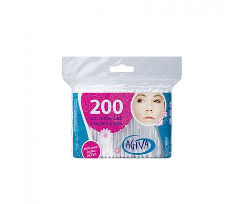 Клечки за уши Агива 200бр