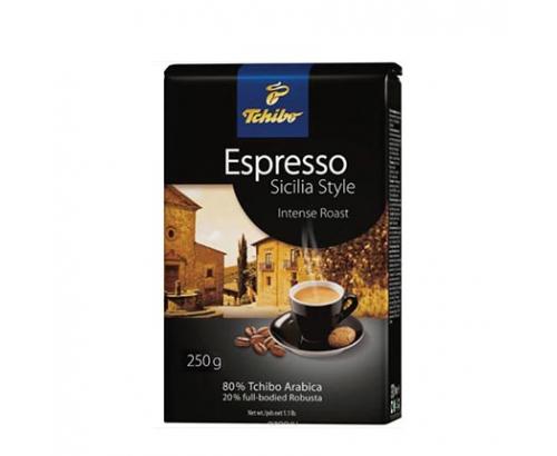 Мляно кафе Тчибо 250г Сицилия