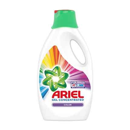 Гел за пране Ариел 2,2л Цветно
