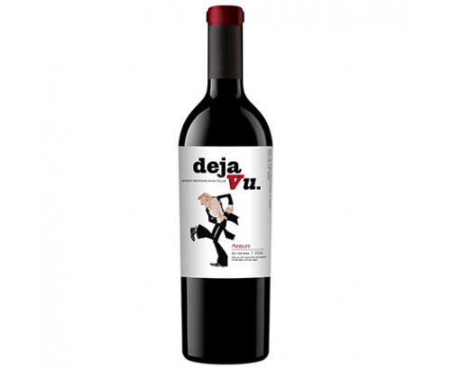 Вино Дежа Вю 750мл Мерло
