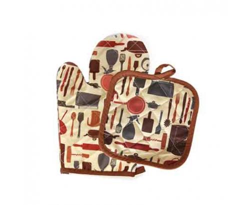 Комплект Ръкавица с ръкохватка