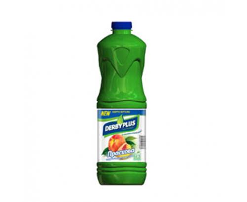 Напитка Дерби Плюс 2л Праскова