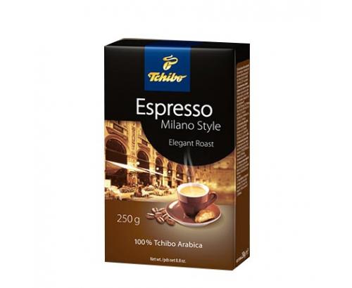 Мляно кафе Тчибо 250г Милано