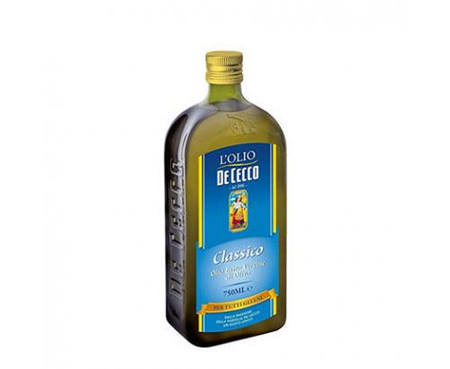 Маслиново масло Де Чеко 750мл Екстра Върджин