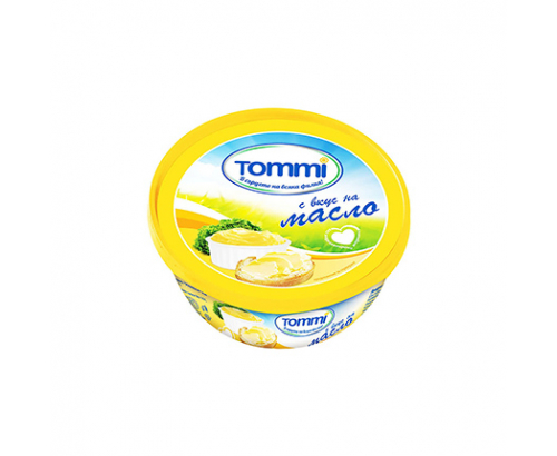 Продукт за мазане Томи 500г С масло
