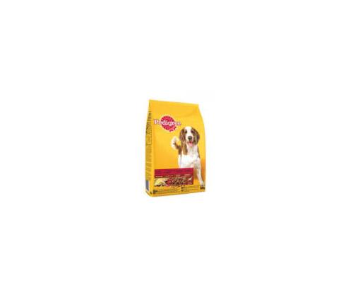 Храна за кучета Педигри 2,4кг Суха Говеждо и пилешко месо