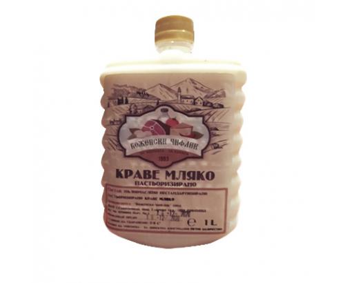 Прясно мляко Боженски Чифлик 1л Пастьоризирано