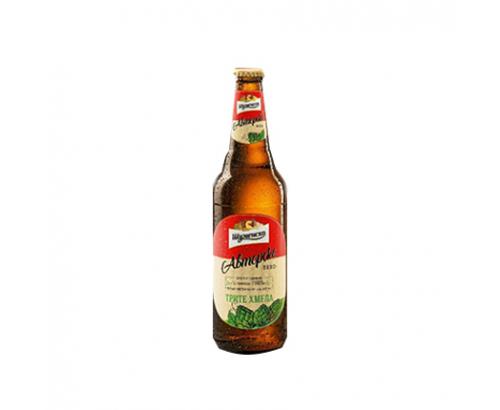 Бира Шуменско Пиво 500мл Авторско