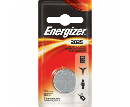 Батерии Енерджайзер Мини Литиеви CR2025