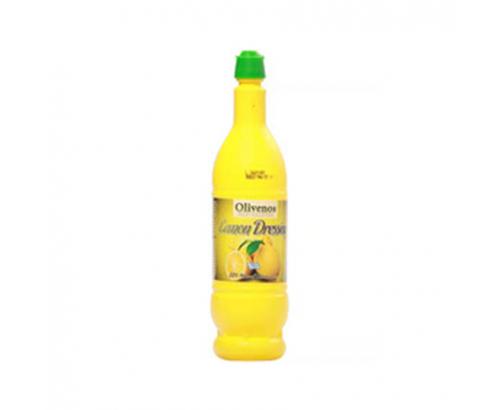 Лимонов дресинг 22% Оливенос 330мл