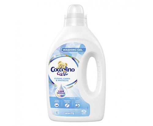 Гел за пране Коколино 1,12л за бяло пране
