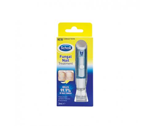 Система за премахване на гъбички по ноктите Шол 3,8мл