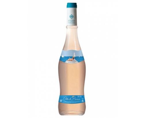 Вино Кот дьо Прованс 750мл Розе 2019г