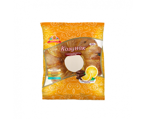Козинак Добруджански Хляб 500г С портокал и шоколад