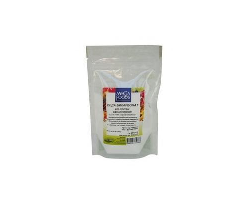 Сода бикарбонат Био Свят 200г Без глутен и без алуминий