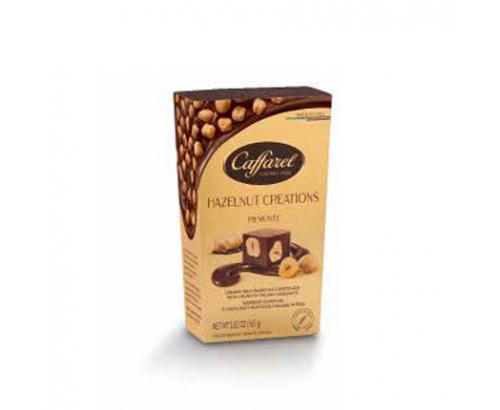 Шоколадови бонбони Кафарел 165г Ночиолата Лешник