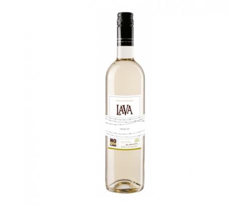 Вино Ничия Земя Лава 750мл Бяла