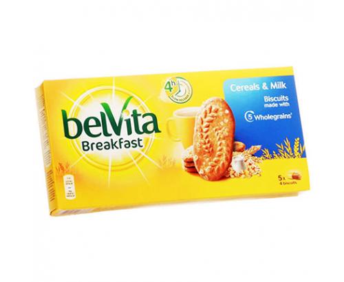Бисквити Белвита 250г Мляко