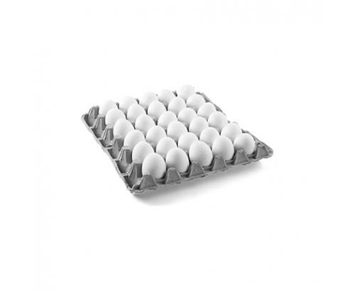 Яйца 30бр Бели Размер М