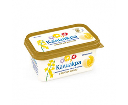 Маргарин Калиакра 400г С вкус на масло