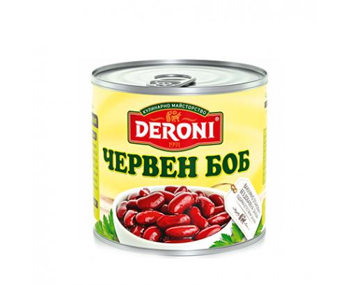 Боб Дерони 326г Червен